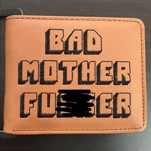 Pulp Fiction Jules' Bad MF Wallet
